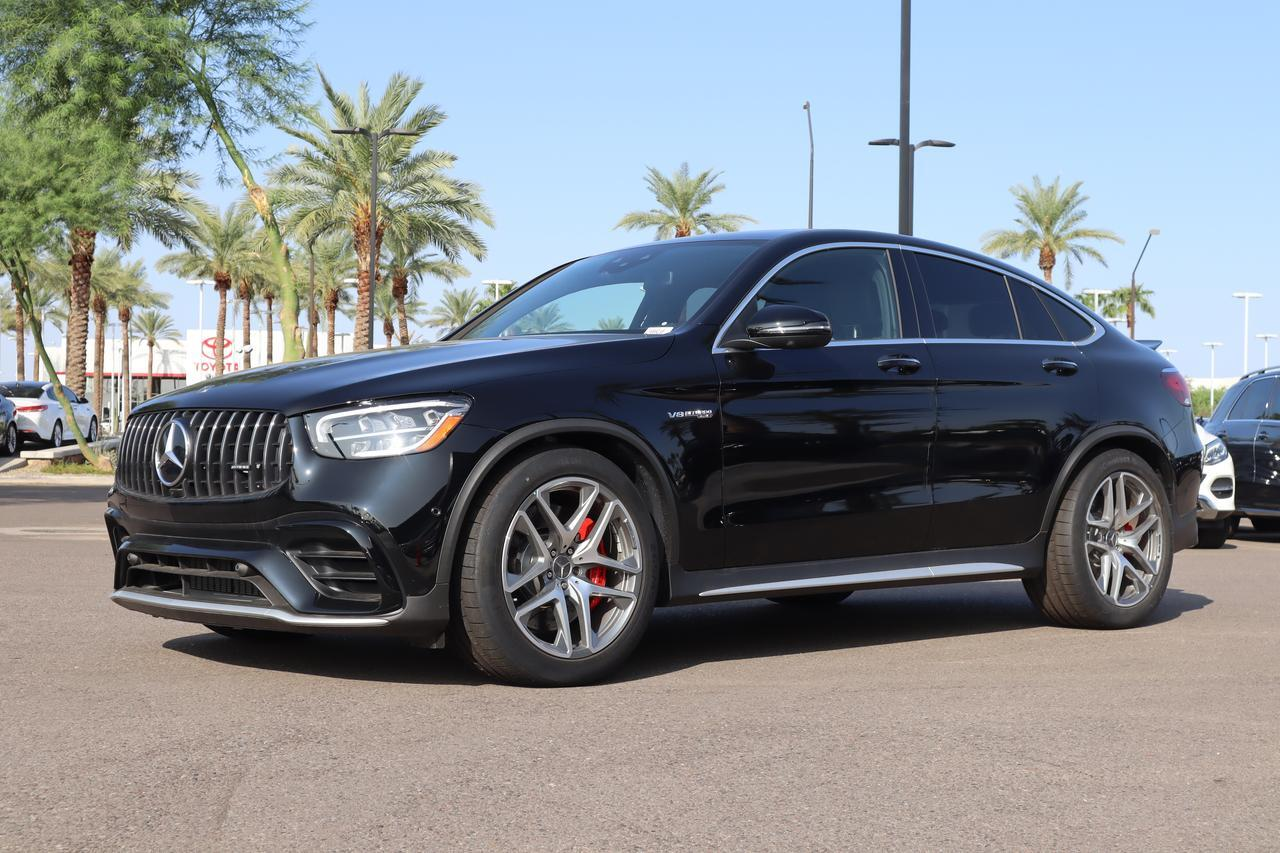 2020 Mercedes-Benz GLC AMG® 63 S Coupe Gilbert AZ