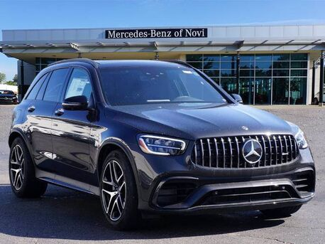 2020_Mercedes-Benz_GLC_AMG® 63 SUV_  Novi MI