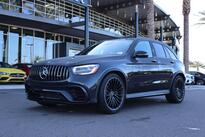 Mercedes-Benz GLC AMG® 63 SUV 2020