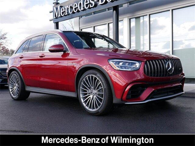 2020 Mercedes-Benz GLC AMG® GLC 63 SUV Wilmington DE