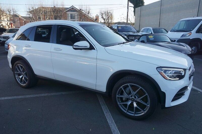 2020 Mercedes-Benz GLC GLC 300 (07/19) SPORT PACKAGE / PARKING ASSISTANCE PACKAGE Monterey Park CA