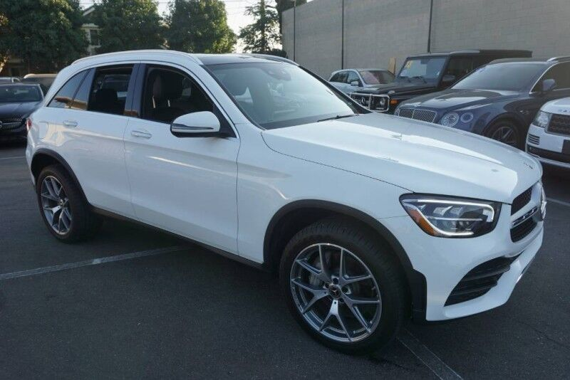 2020 Mercedes-Benz GLC GLC 300 (11/19) SPORT/PANO/MULTIMEDIA WITH NAVIGATION/20AMG Monterey Park CA