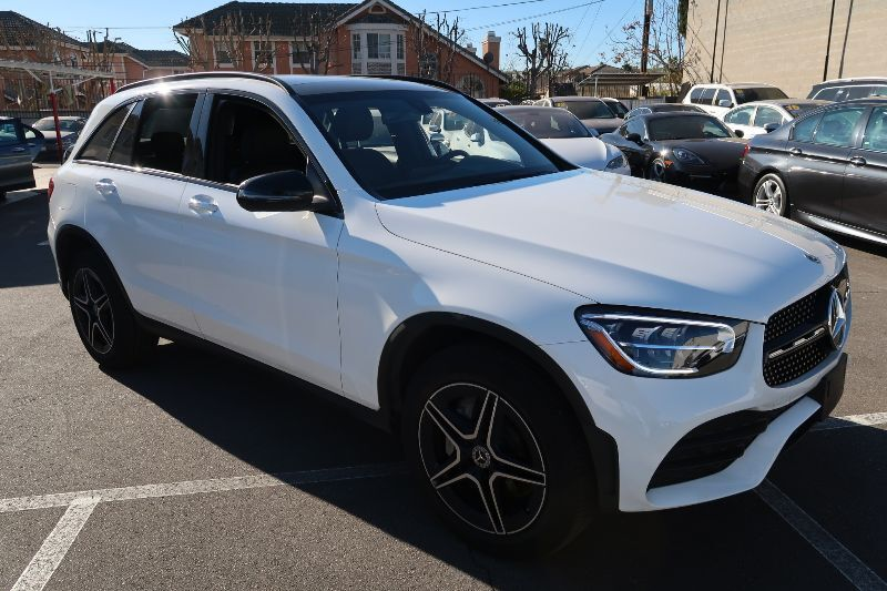 2020 Mercedes-Benz GLC GLC 300 4MATIC (09/19) SPORT / P01 / NIGHT PACKAGE/BUMS/19AMG Monterey Park CA