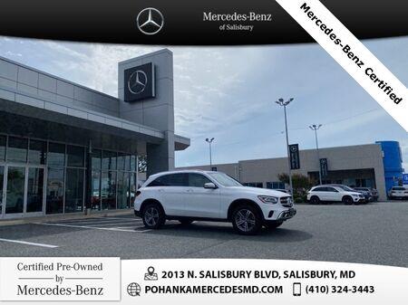 2020_Mercedes-Benz_GLC_GLC 300 4MATIC®** Mercedes-Benz Certified Pre-Owned **_ Salisbury MD