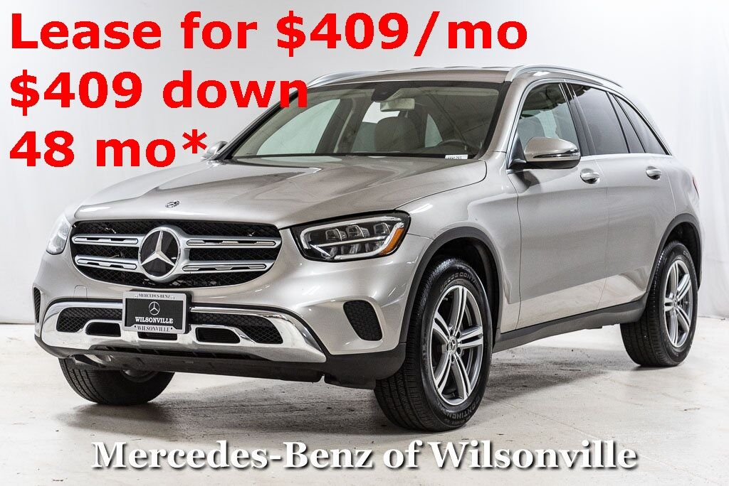 2020 Mercedes-Benz GLC GLC 300 4MATIC® SUV Wilsonville OR