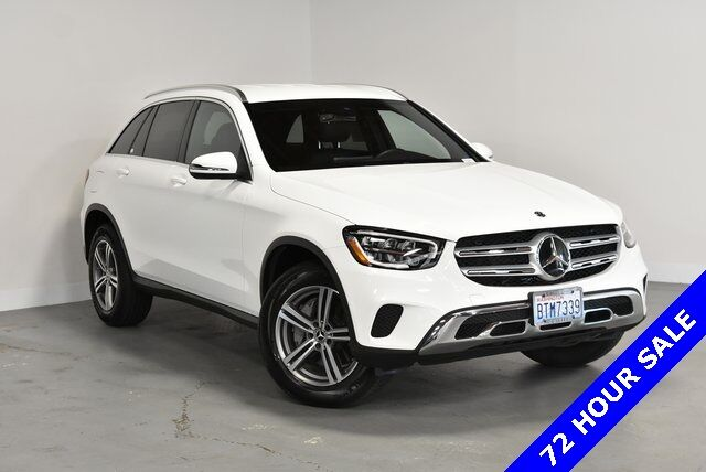 2020 Mercedes-Benz GLC GLC 300 4MATIC® SUV