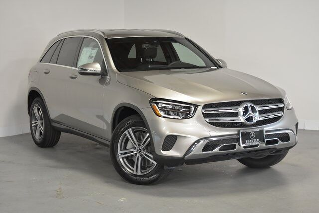 2020 Mercedes-Benz GLC GLC 300 4MATIC® SUV Seattle WA