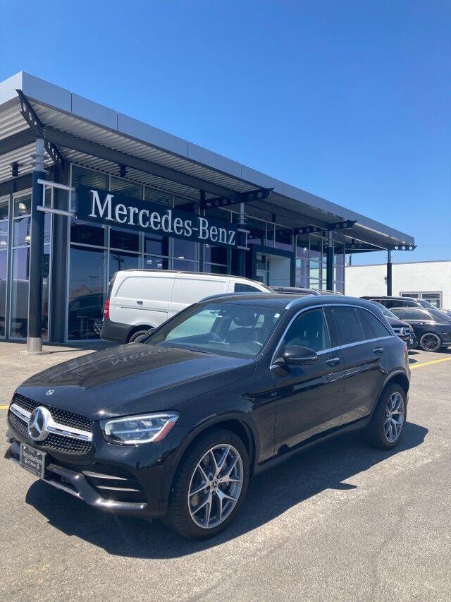 2020 Mercedes-Benz GLC GLC 300 4MATIC® SUV Yakima WA
