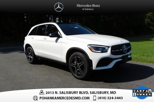 2020_Mercedes-Benz_GLC_GLC 300 4MATIC®_ Salisbury MD