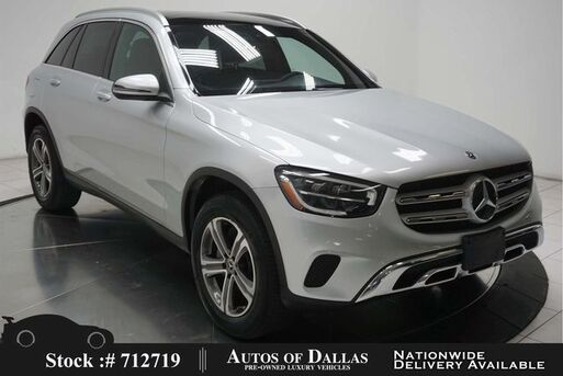 2020_Mercedes-Benz_GLC_GLC 300 CAM,PANO,HTD STS,18IN WLS,BLIND SPOT_ Plano TX