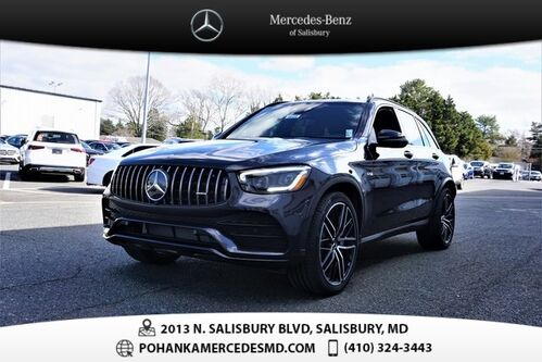 2020_Mercedes-Benz_GLC_GLC 43 AMG® 4MATIC®_ Salisbury MD
