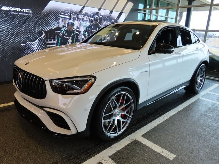 2020 Mercedes-Benz GLC GLC 63 AMG® Merriam KS