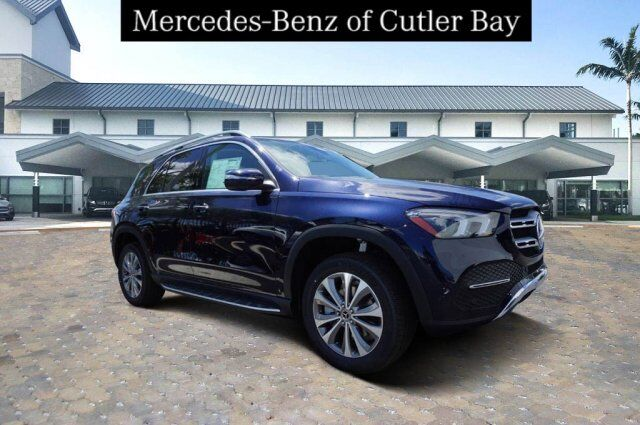 2020 Mercedes-Benz GLE 350 4MATIC® SUV Coral Gables FL