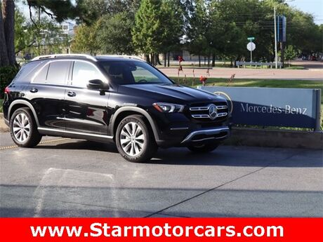 2020 Mercedes-Benz GLE 350 4MATIC® SUV Houston TX