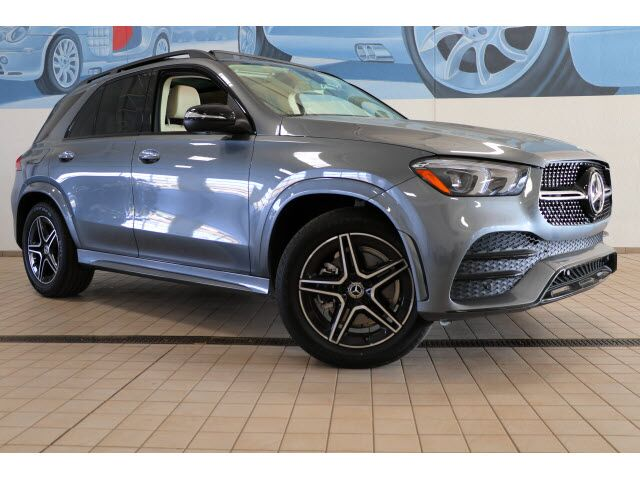 2020 Mercedes-Benz GLE 350 4MATIC® SUV Kansas City MO