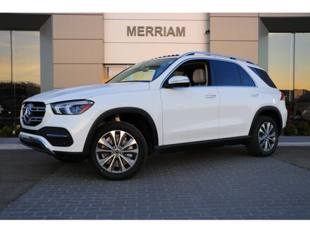2020_Mercedes-Benz_GLE_350 4MATIC® SUV_ Merriam KS