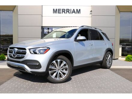 2020_Mercedes-Benz_GLE_350 4MATIC® SUV_ Merriam KS