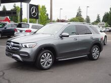 2020_Mercedes-Benz_GLE_350 4MATIC® SUV_ Salem OR