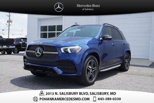 2020_Mercedes-Benz_GLE_350 4MATIC_ Salisbury MD