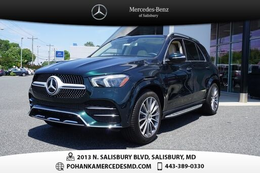 2020_Mercedes-Benz_GLE_350 4MATIC®_ Salisbury MD