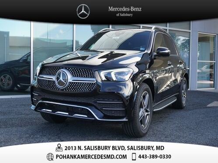 2020_Mercedes-Benz_GLE_350 4MATIC_ Salisbury MD