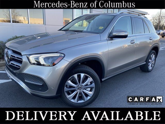 2020 Mercedes-Benz GLE 350 4MATIC® SUV Columbus GA