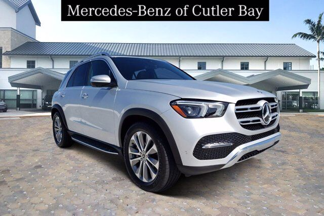 2020 Mercedes-Benz GLE 350 4MATIC® SUV # LA215851 Cutler Bay FL