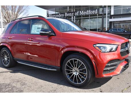 2020_Mercedes-Benz_GLE_350 4MATIC® SUV_ Medford OR