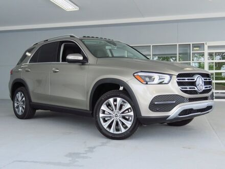 2020_Mercedes-Benz_GLE_350_ Merriam KS