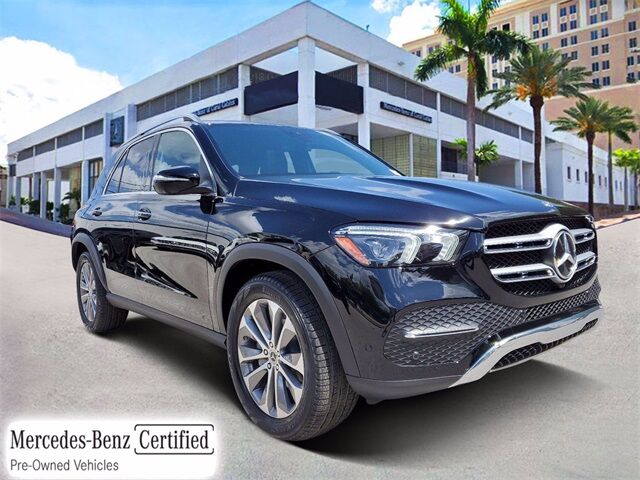 2020 Mercedes-Benz GLE 350 SUV # Z3123 Coral Gables FL