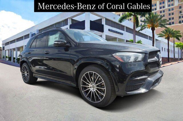 New 2020 Mercedes Benz Gle 450 4matic Suv In Coral Gables Fl