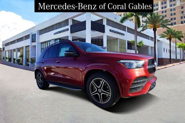 2020 Mercedes-Benz GLE 450 4MATIC® SUV  Cutler Bay FL