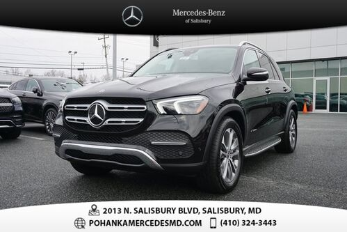 2020_Mercedes-Benz_GLE_450 4MATIC_ Salisbury MD