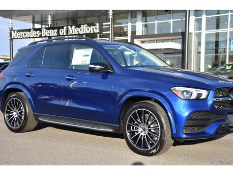 2020_Mercedes-Benz_GLE 450 4MATIC® SUV__ Medford OR