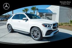 2020_Mercedes-Benz_GLE 580 4MATIC® Sedan__ Bluffton SC