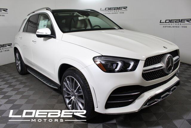 2020 Mercedes-Benz GLE 580 4MATIC® Sedan  Chicago IL