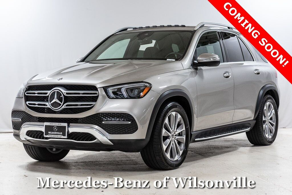 2020 Mercedes-Benz GLE GLE 350 4MATIC® SUV Wilsonville OR