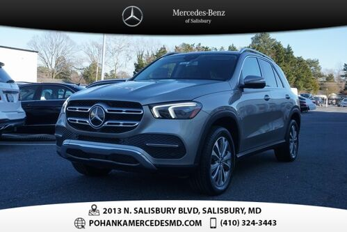 2020_Mercedes-Benz_GLE_GLE 350 4MATIC®_ Salisbury MD