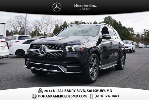 2020_Mercedes-Benz_GLE_GLE 580 4MATIC®_ Salisbury MD