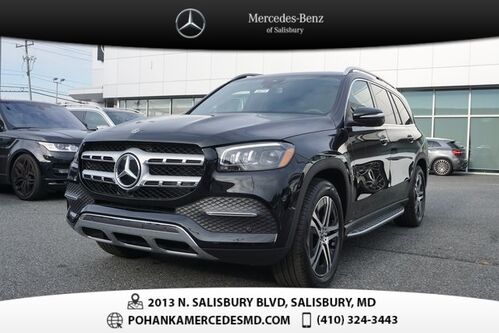 2020_Mercedes-Benz_GLS_450 4MATIC_ Salisbury MD
