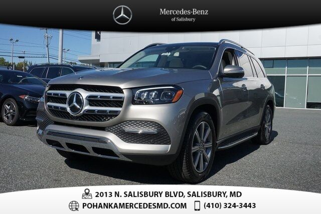 2020 Mercedes-Benz GLS 450 4MATIC Salisbury MD