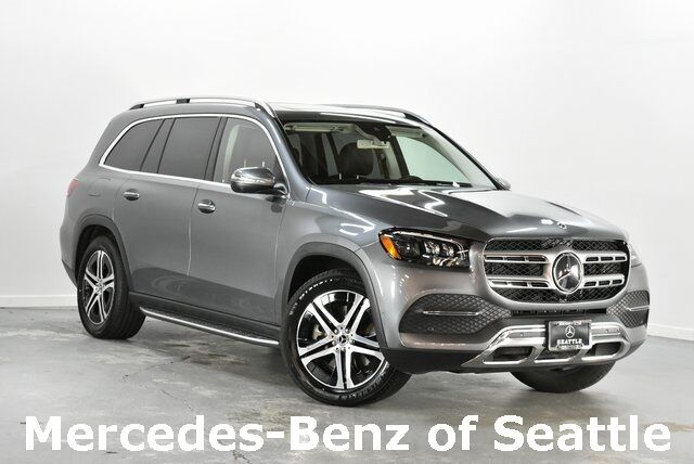 2020 Mercedes-Benz GLS 450 4MATIC® SUV Seattle WA