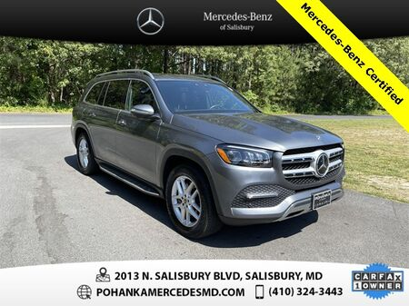 2020_Mercedes-Benz_GLS_GLS 450 4MATIC® Mercedes-Benz Certified Pre-Owned_ Salisbury MD