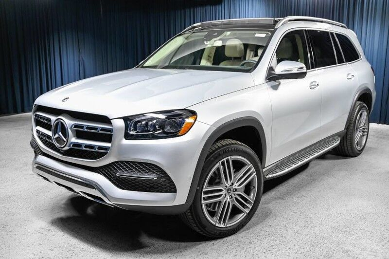 2020 Mercedes-Benz GLS GLS 450 4MATIC® SUV Scottsdale AZ
