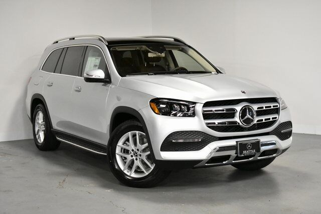 2020 Mercedes-Benz GLS GLS 450 4MATIC® SUV Seattle WA