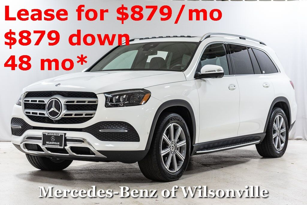 2020 Mercedes-Benz GLS GLS 450 4MATIC® SUV Wilsonville OR