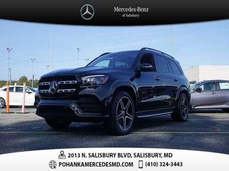 2020_Mercedes-Benz_GLS_GLS 580 4MATIC®_ Salisbury MD