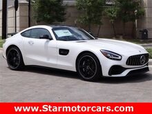 2020_Mercedes-Benz_GT_AMG®_ Houston TX