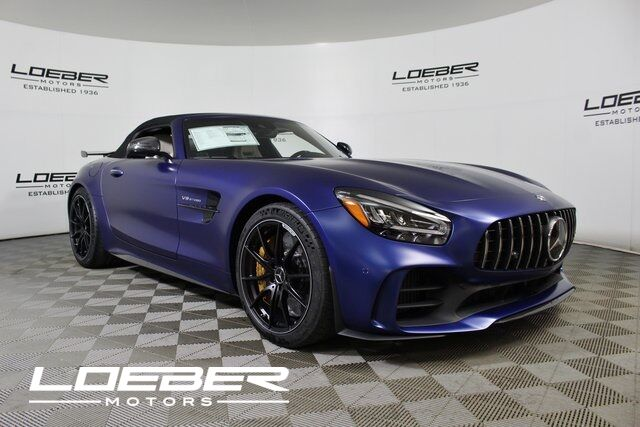 2020 Mercedes-Benz GT AMG®  R Roadster Chicago IL