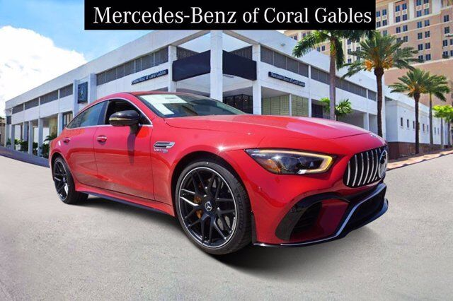 2020 Mercedes-Benz GT AMG®  63 4MATIC® Coral Gables FL